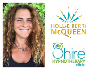 Hollie-Berri McQueen of Shire Hypnotherapy Clinic